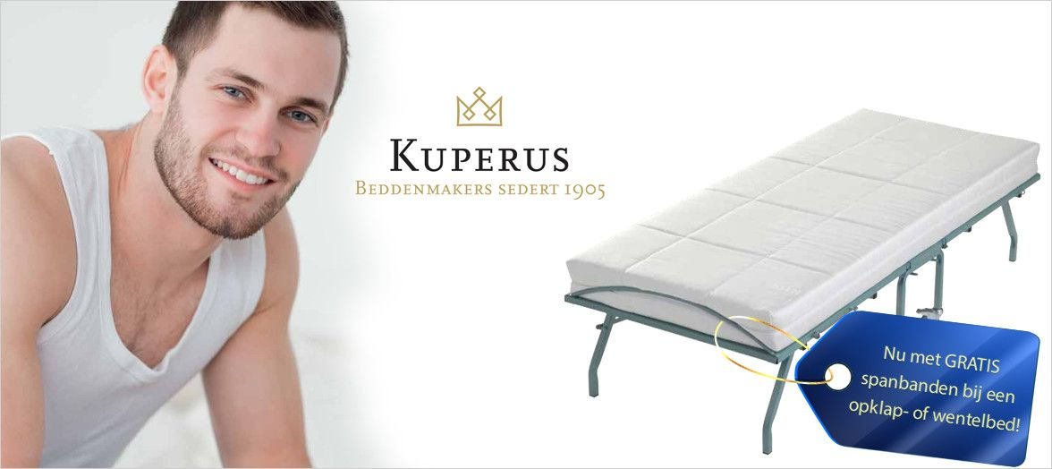 Vouwbed Kuperus